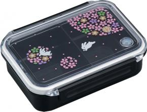 Bento Lunch Sakura Saku noir 500ml